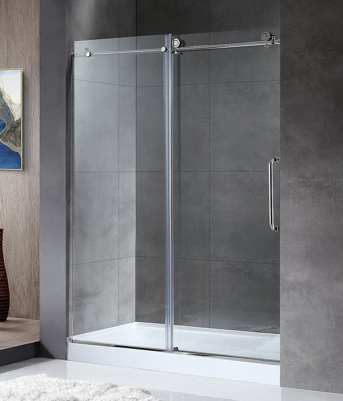 anzzi señora serie sd-az13 – 01 ch puertas de ducha: Amazon.es: Hogar