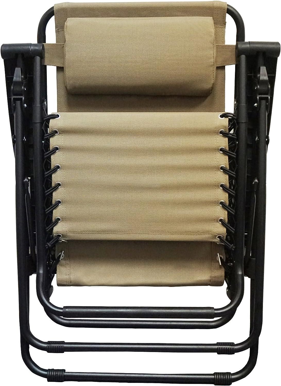 Caravan Sports Infinity Zero Gravity Chair folded