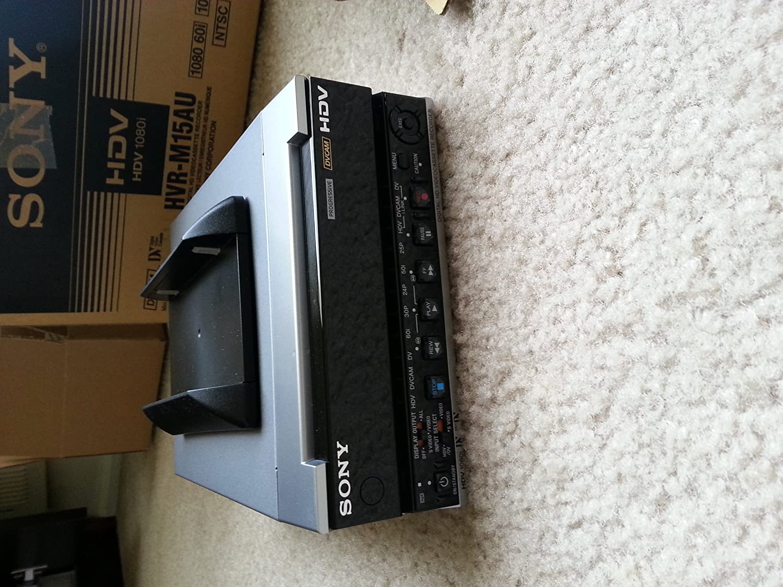 Broadcast HDV VTR Player Recorder Sony HVRM15AU