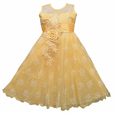ac37aceb046 Twinkle Star Baby Girls Fairy Frock Dresses for Birthday Party ...