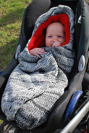 Cocoon Car Seat Blanket By Babies Black
