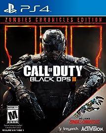 Amazoncom Call Of Duty Black Ops Iii Zombie Chronicles