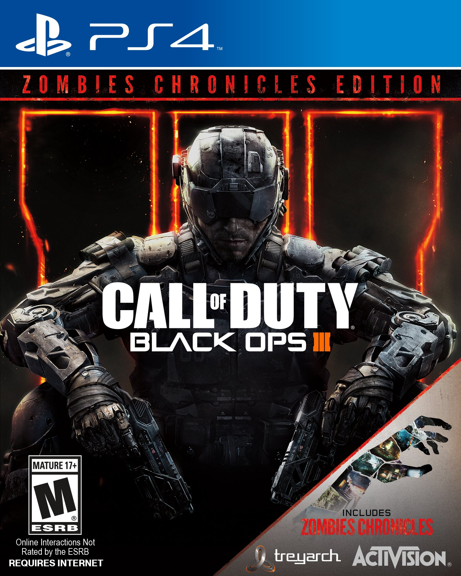 Amazon com: Call of Duty Black Ops III Zombie Chronicles
