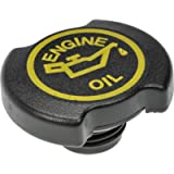 Dorman 90005 Engine Oil Filler Cap for Select Ford / Lincoln / Mercury Models, Black