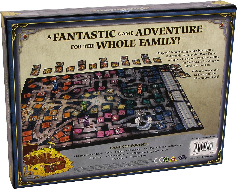Dungeon - Juego de mesa (WTCA78490000) (importado): Wizards of the Coast LLC (COR): Amazon.es: Juguetes y juegos