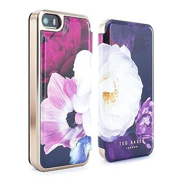 0840bfb75ae9bb Ted Baker CANDIECE Blushing Bouquet Folio Style Case  Amazon.co.uk   Electronics