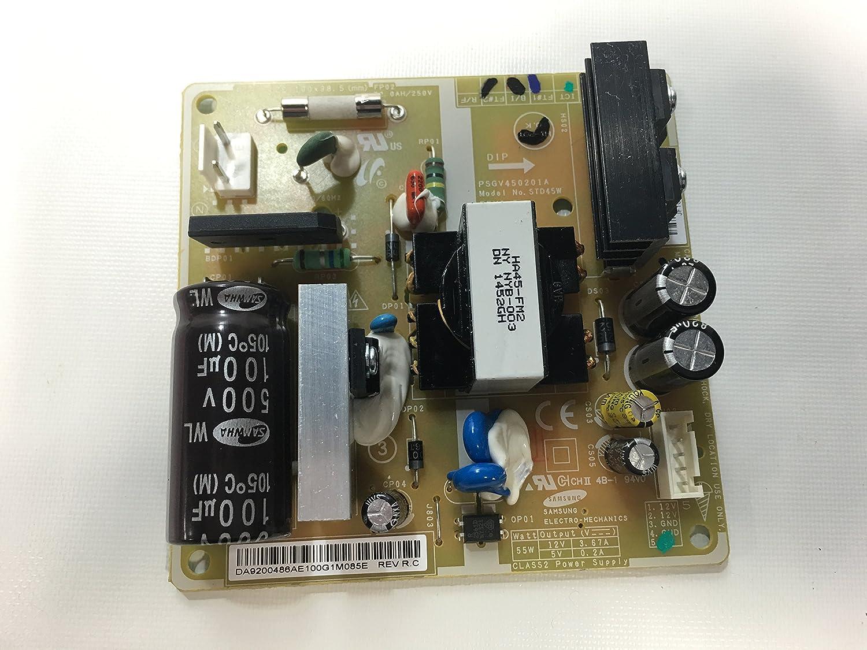 SAMSUNG DA92-00486A Refrigerator Electronic Control Board Genuine Original Equipment Manufacturer (OEM) Part