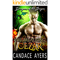 Fire Breathing Cezar (Dragons of the Bayou Book 2)