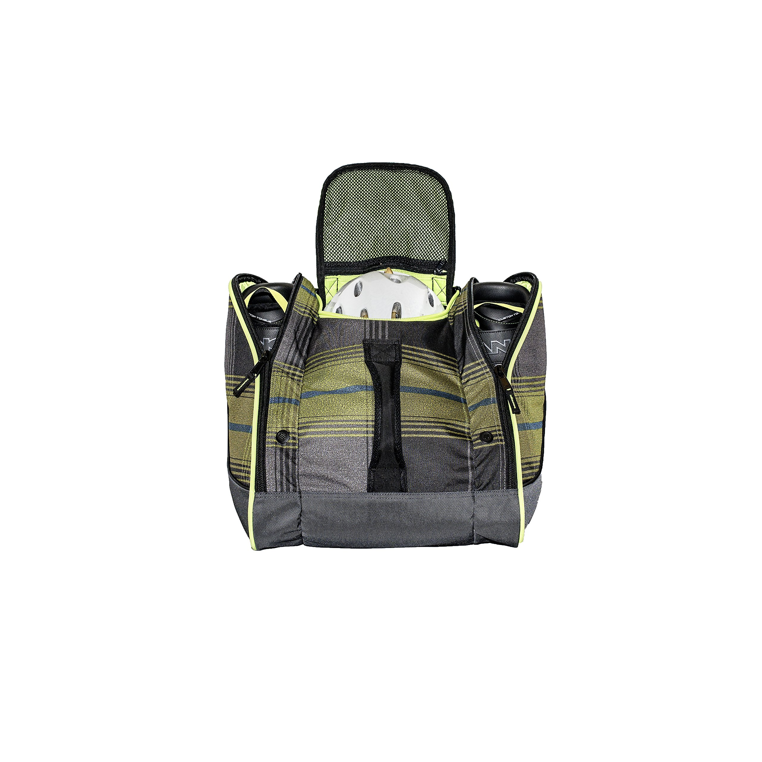 Sportube Freeloader Padded Gear and Boot Bag Plaid