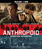 Anthropoid [Blu-ray + DVD]