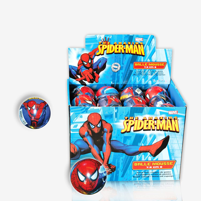 GF Toys 100701 - Pelota F.Spiderman E/36U: Amazon.es: Juguetes y ...