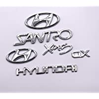 Generic Hyundai santro xing Hyundai Emblem