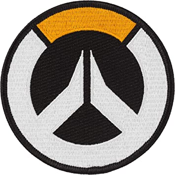 Patch Overwatch Overwatch Logo 3 Licensed J6232 Amazon Co Uk Toys Games
