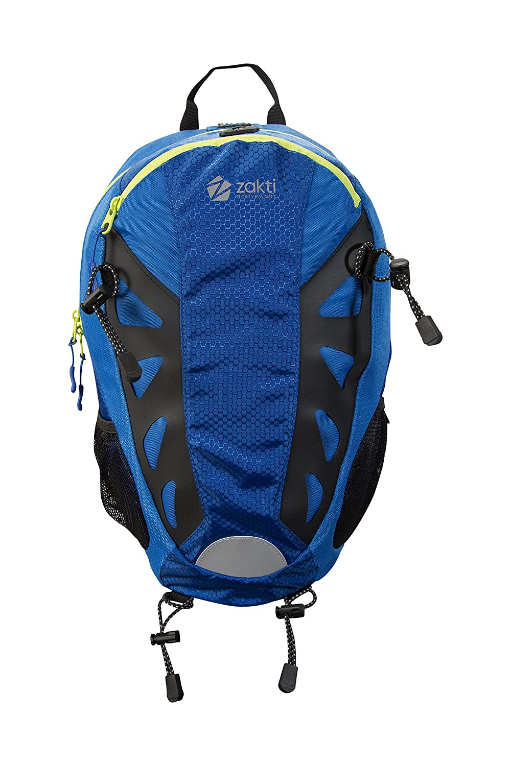 Mountain Warehouse Force Cycle 22l Hydroバッグ – High Vis Hydration Pack  ブルー B01GTNCHTS