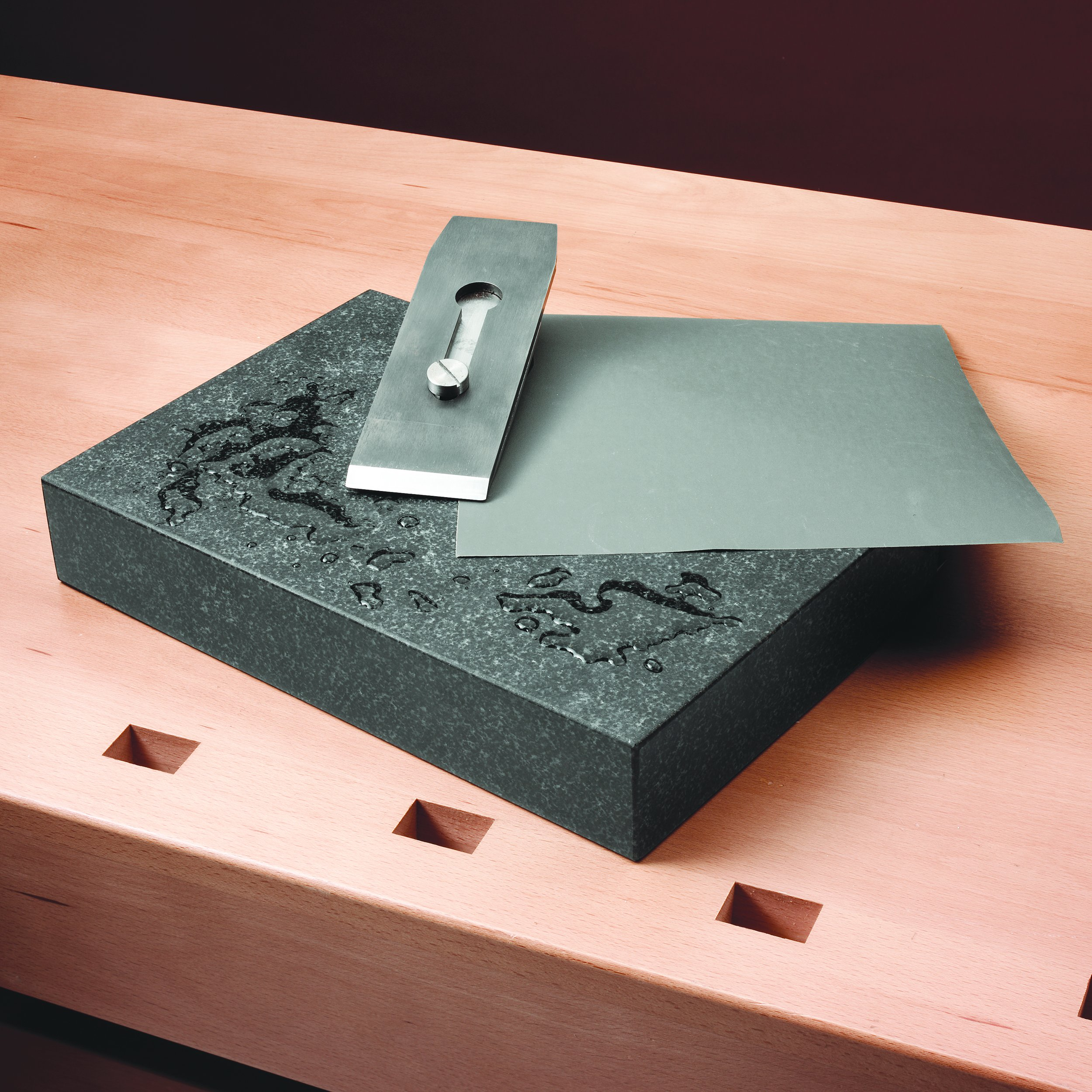 Granite Surface Plate 9'' x 12'' x 2'', A Grade
