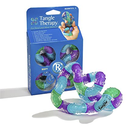 amazon com tangle creations tangle therapy toys games