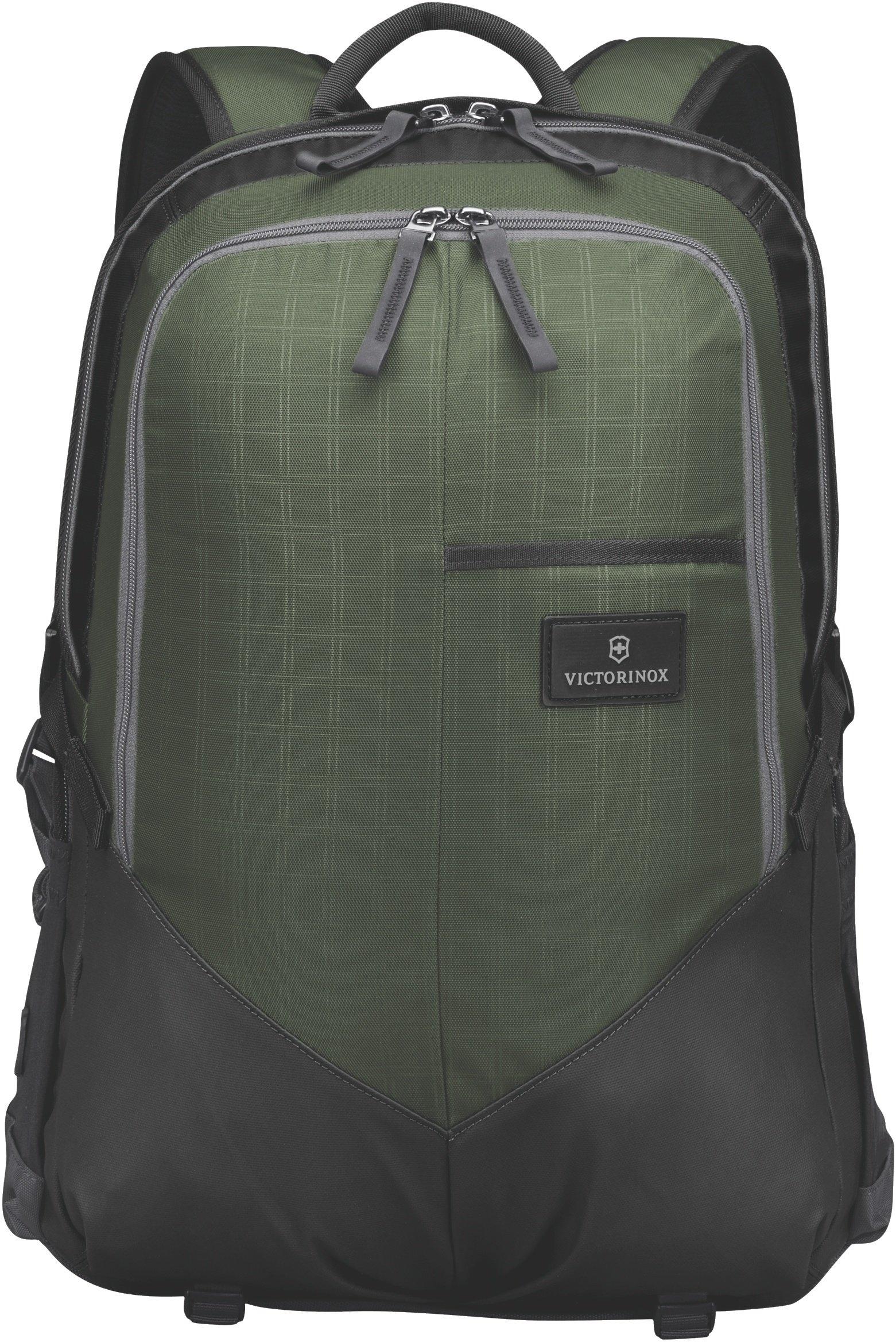 Victorinox Altmont 3.0 Deluxe Laptop Backpack, Green/Black