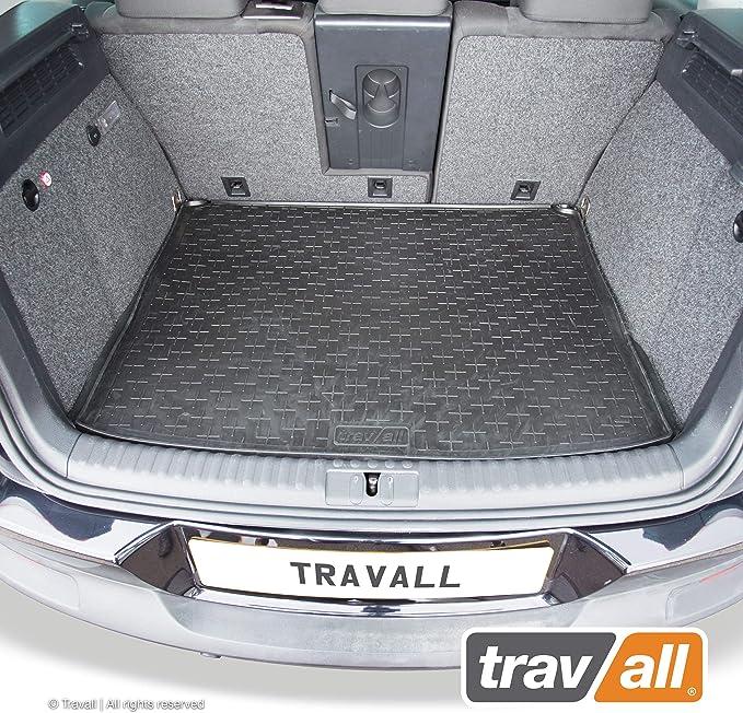Travall Cargomat Liner Kofferraumwanne Kompatibel Mit Volkswagen Tiguan 2007 2016 Tbm1046 Maßgeschneiderte Gepäckraumeinlage Mit Anti Rutsch Beschichtung Auto