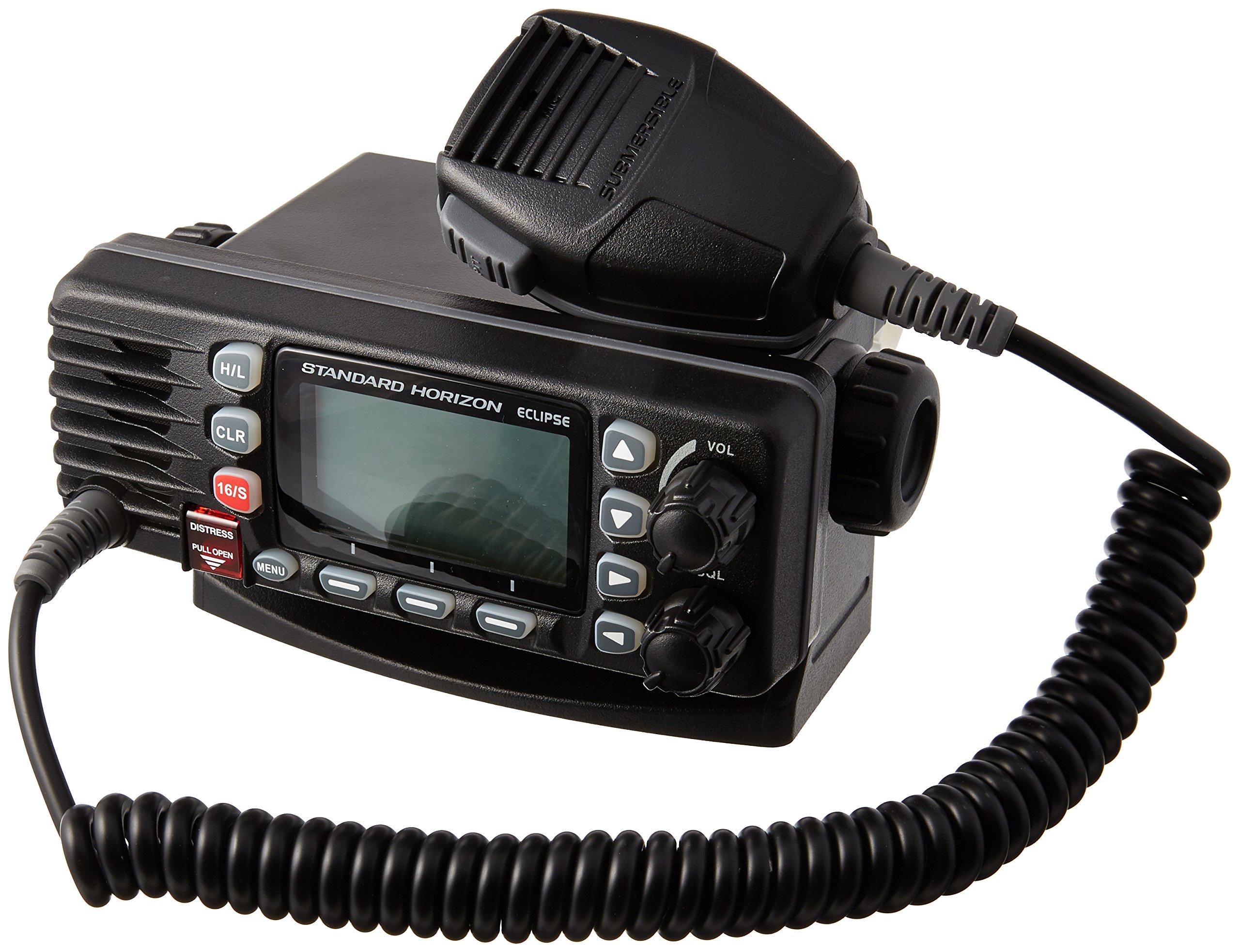 Standard Horizon GX1300B VHF, Eclipse, Basic, Black by Standard Horizon