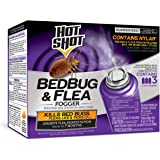 Hot Shot 95911 AC1688 Bedbug & Flea Fogger