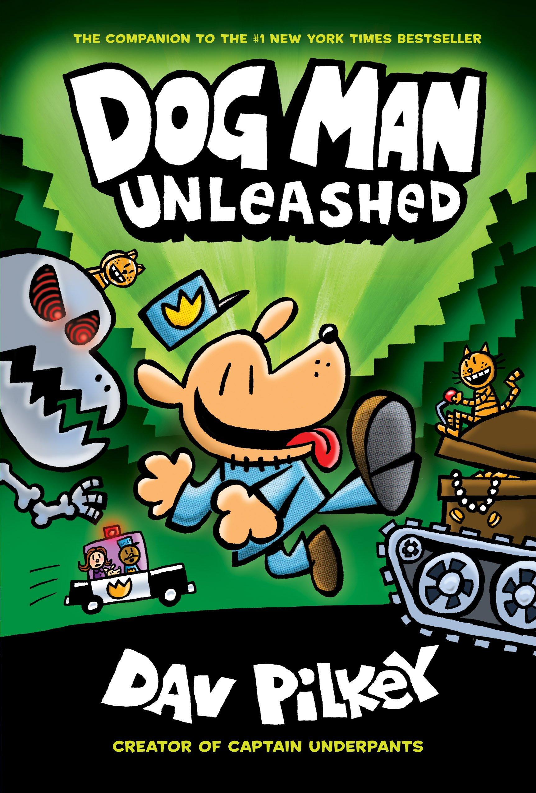 Dog Man Unleashed 9780545935203