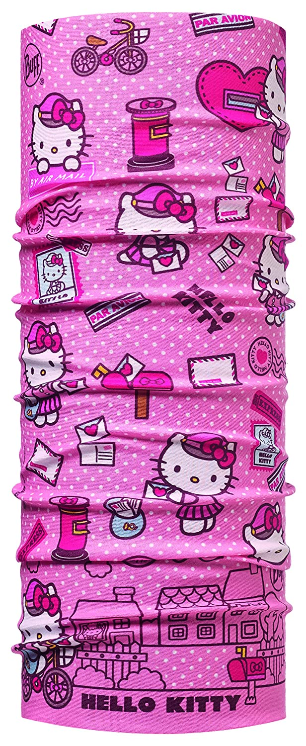 Buff Hello Kitty Tubular, Unisex Adulto, Morado (Rainbow Purple), Talla Única 113202.605.10.00