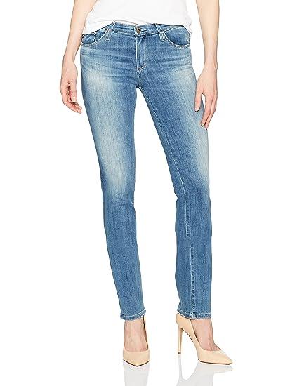 981296190493 Amazon.com  AG Adriano Goldschmied Women s The Harper Mid Rise Straight Leg