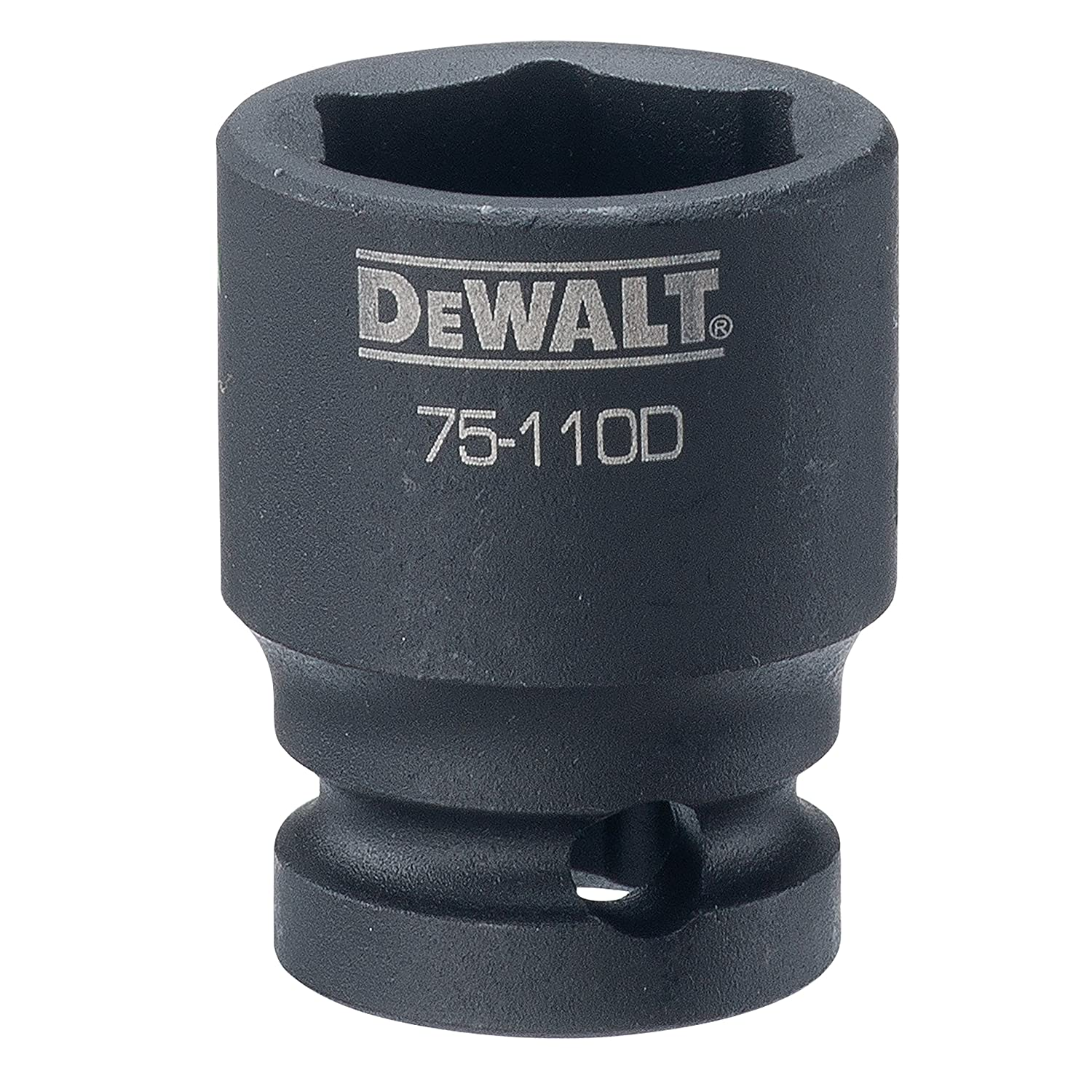 DEWALT DWMT75110OSP 6 Point 1/2' Drive Impact Socket 20MM DWMT75110B