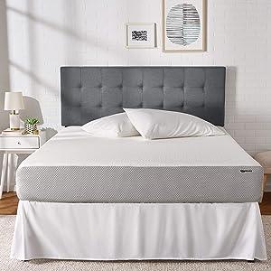 AmazonBasics - Memory Foam Mattress - Extra Support Bed, Medium Firm Feel, 10-Inch, Queen Size
