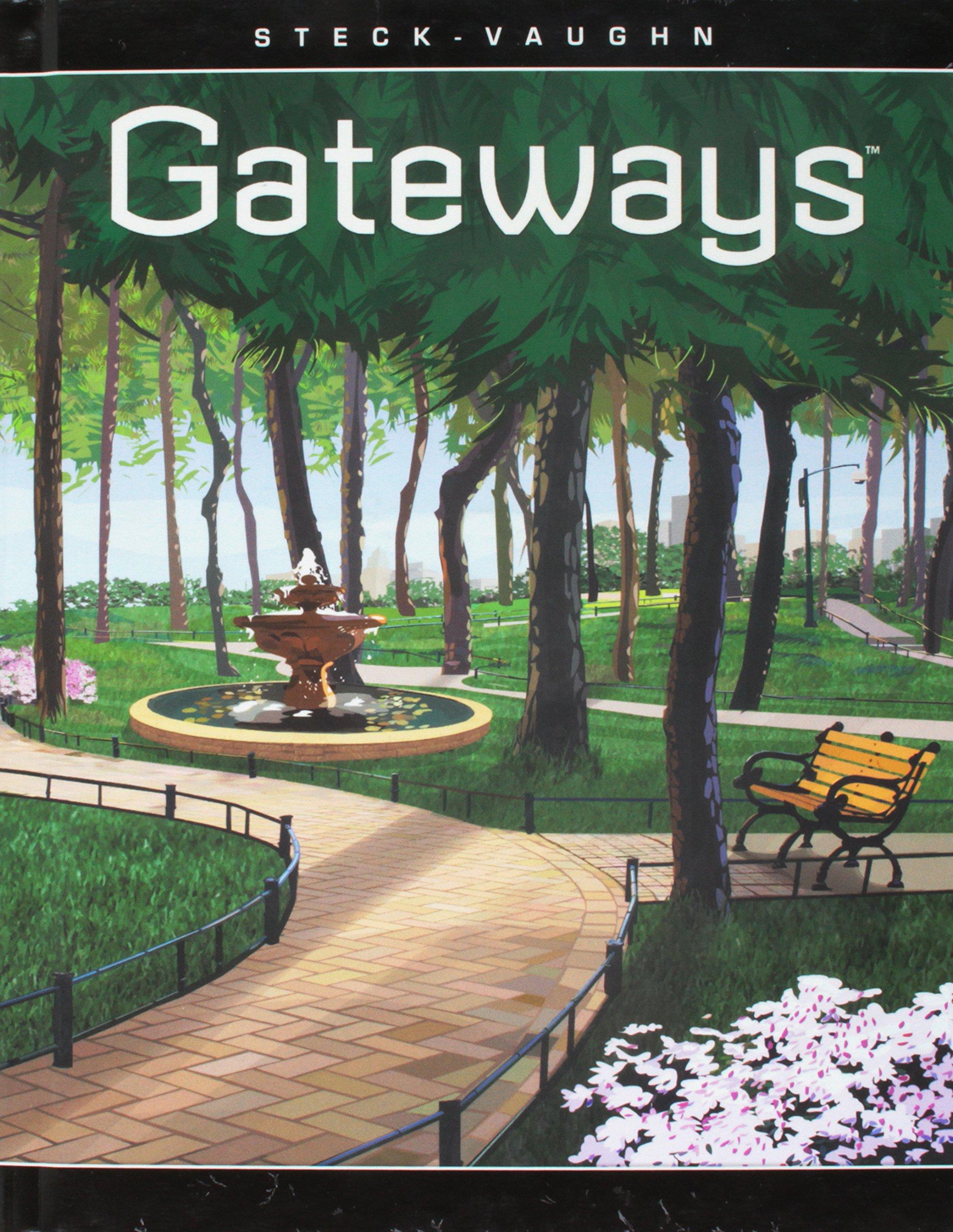 Steck Vaughn Gateways: Student Anthology Level 3 2010
