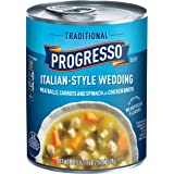 Progresso Soup, Traditional, Italian-Style Wedding Soup, 18.5 oz Can