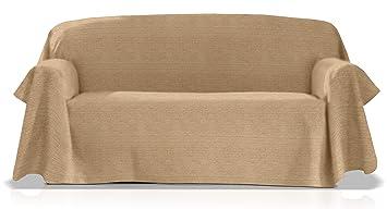 JM Textil Foulard Multiusos para sofá o Cama 240x270 cm ...