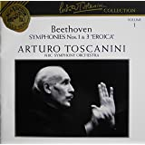 Beethoven: Symphonies 1 & 3