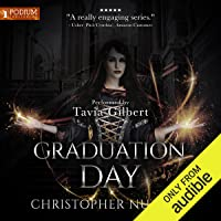 Graduation Day: Schooled in Magic, Book 14