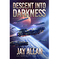 Descent into Darkness (Blood on the Stars Book 17) (English Edition)