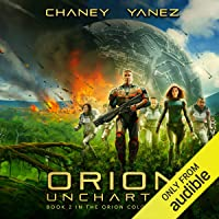 Orion Uncharted: An Intergalactic Space Opera Adventure