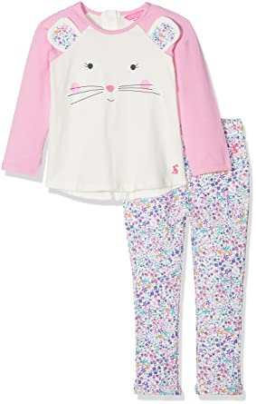 Amazon.com  Joules Kids Womens Applique Knit Top and Pants Set (Infant)   Clothing fbd5982733