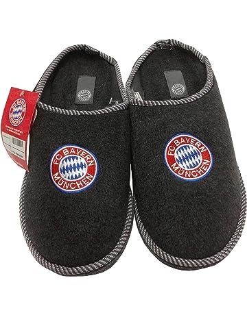 HERTHA BSC Berlin Pantoffeln Hausschuhe blau Hertha BSC Gr 46