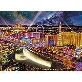 "Buffalo Games - Las Vegas Night - 1000 Piece Jigsaw Puzzle, Multi, 26.75"" L X 19.75"" W"