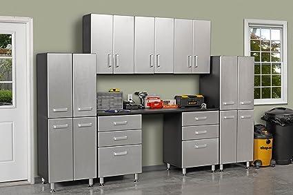 Garage Storage System >> Tuff Stor Garage Storage Systems 24214k Storage System