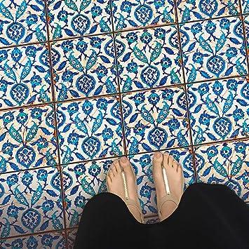 Mosaikfliesen Für Boden Fliesen Sticker Aufkleber Folie Für - Küchenboden alternative zu fliesen