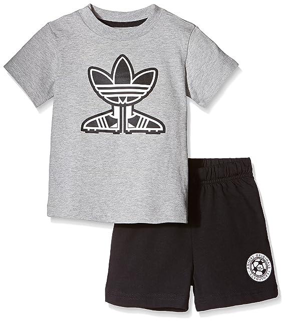 E Maglietta Adidas Pantaloncini Pantaloncini Maglietta