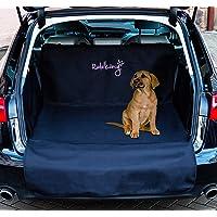 Universal Kofferraummatte - Idealer Kofferraumschutz für Hunde - Widerstandsfähige Autodecke mit Ladekantenschutz - wasserabweisend & pflegeleicht