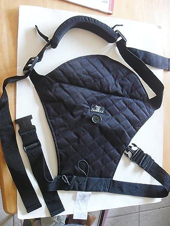 adjustable baby carrier by playtex hip hammock  black  amazon     adjustable baby carrier by playtex hip hammock  black      rh   amazon