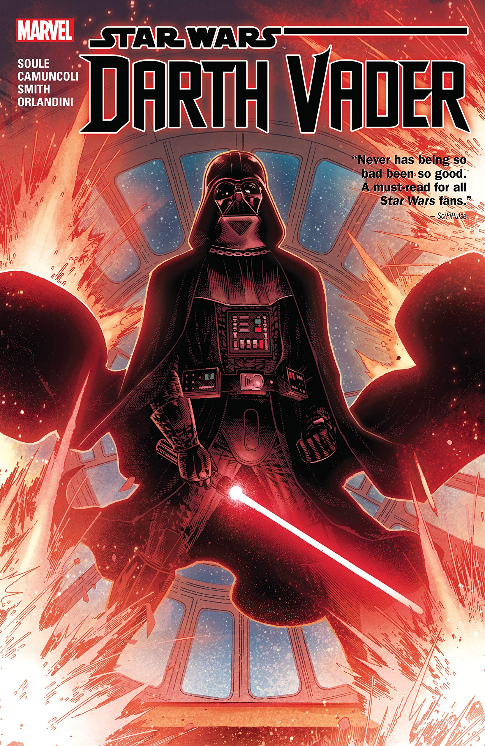 Star Wars: Darth Vader - Dark Lord Of The Sith Vol. 1 Collection (Darth Vader (2017-2018)) por Charles Soule
