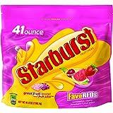 Starburst FaveReds Fruit Chews Candy Bag, 2lbs 9oz