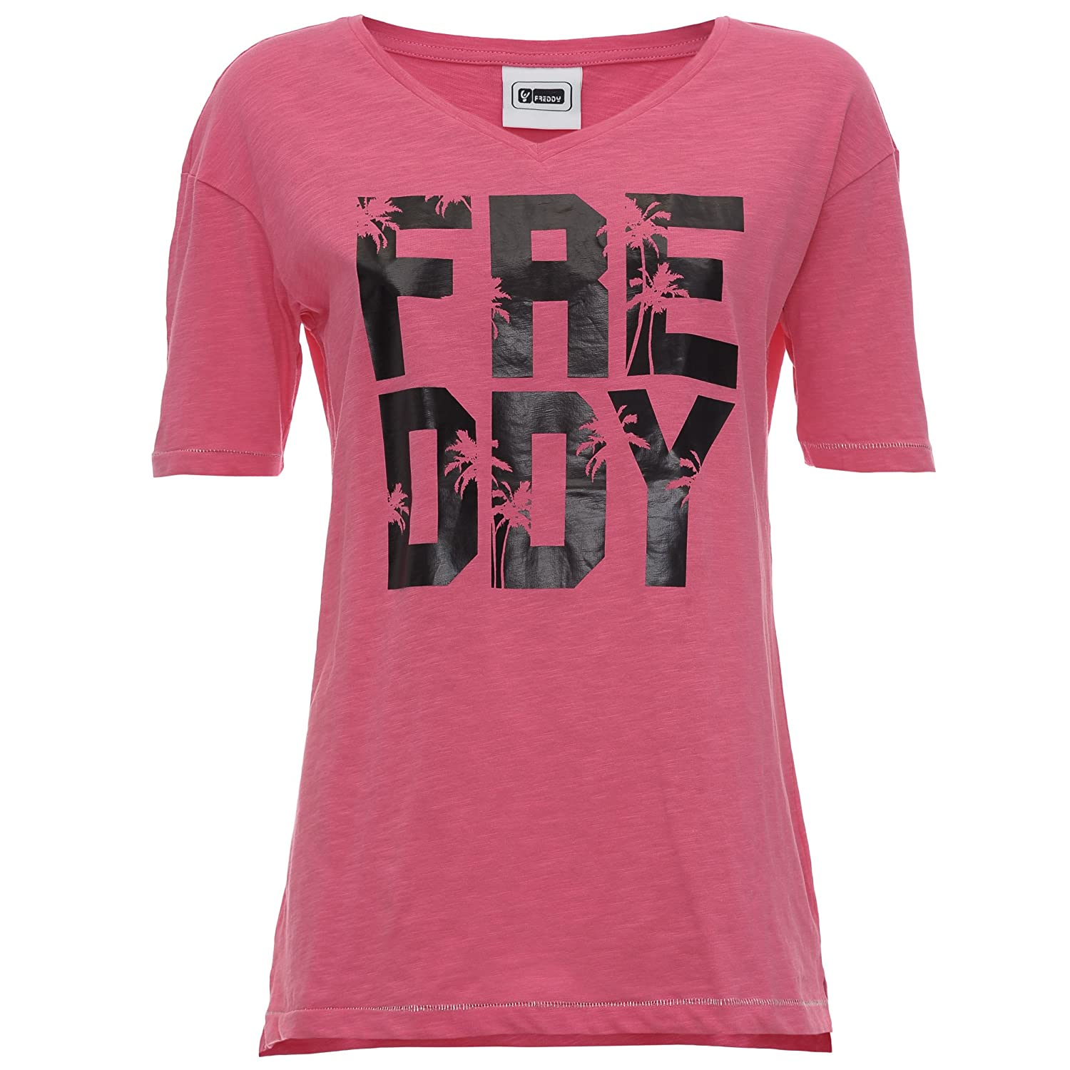 FREDDY S7wcst1, T-Shirt Donna