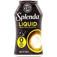 SPLENDA Zero Liquid No Calorie Sweetener, Original 1.68 Fl Oz