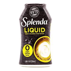 SPLENDA Zero Liquid No Calorie Sweetener, Original 1.7 Fl Oz