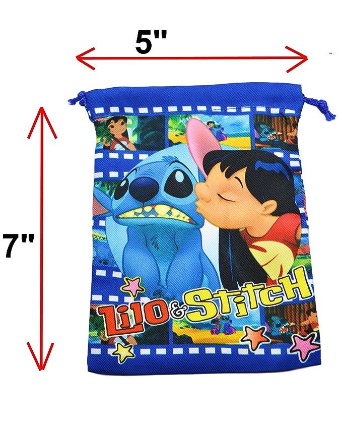 Amazon.com: Disney Stitch Angel Soft Plush Doll Key Chain ...